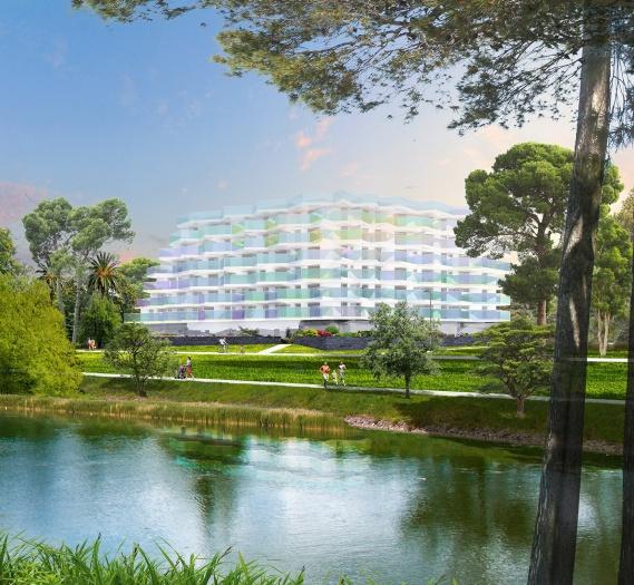 Sur immotopic.com il y a des appartements en bord de mer à vendre à Toulon.