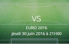 Qui de la France ou de l'Islande possède le plus d'arguments pour s'offrir une place en ½ finale