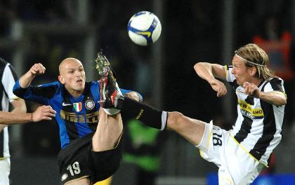 Le championnat d'Italie de football est un des plus suivis au monde
