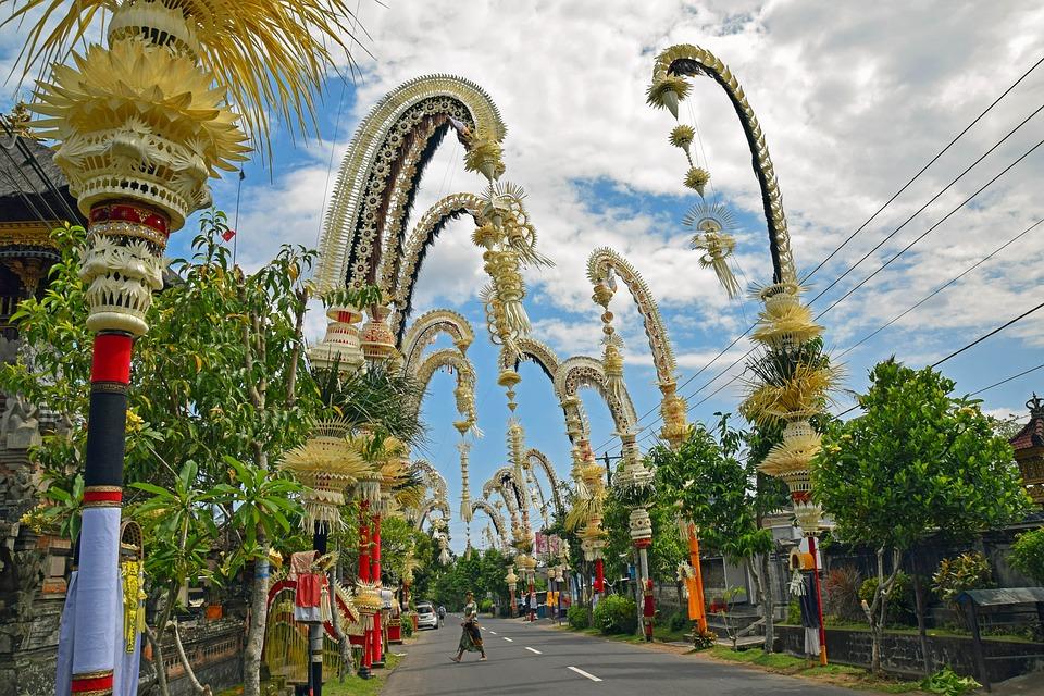 voyage, séjour en Indonésie