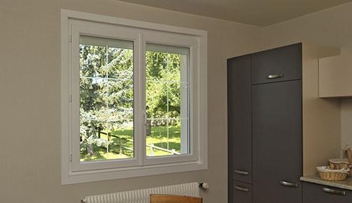 Solide, performante et (quasi) sans entretien, la fenêtre pvc -Tryba…